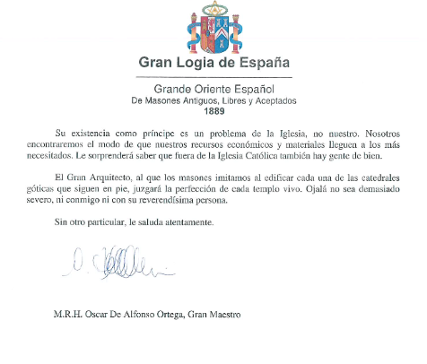 Documento Oficial de la GLE