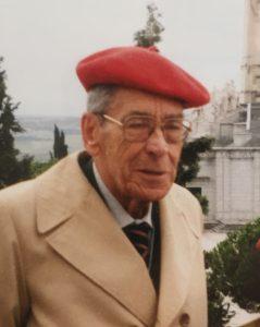 El gran pensador tradicionalista Rafael Gambra