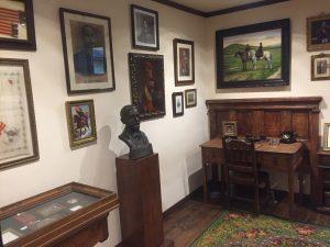 Sala dedicada a D. Jaime y D. Alfonso Carlos
